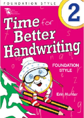 Time for Better Handwriting:  2