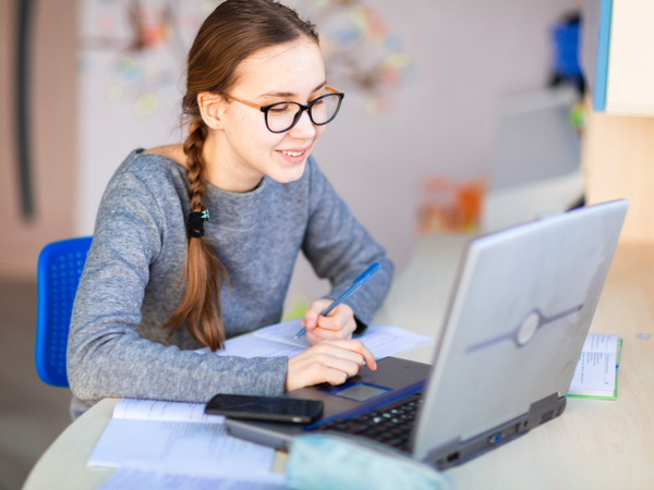 Supporting online learning
