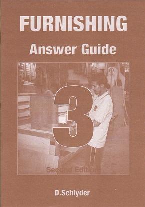 Furnishing:  Answer Guide 3