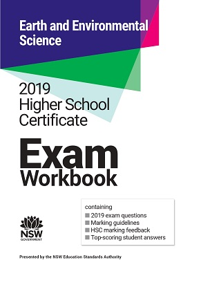 2019 HSC Exam Workbook:  Earth and Environmental Science