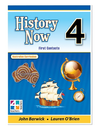 History Now:  Year 4 - First Contacts