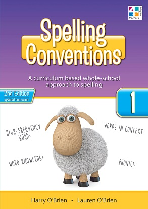 Spelling Conventions Book 1 2nd edition