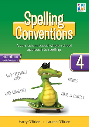 Spelling Conventions Book 4 2nd edition