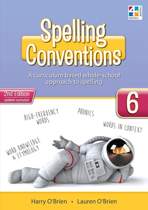 Spelling Conventions Book 6 2nd edition