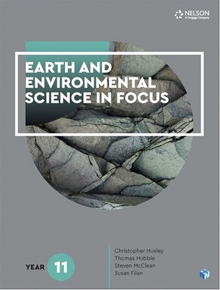 Earth and Environmental Science in Focus: Year 11 [Text + NelsonNet]