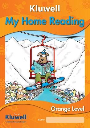 Kluwell My Home Reading Journal Orange Level (Senior) 9/e