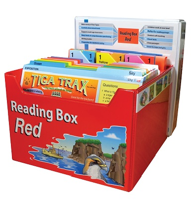 Reading Box Red