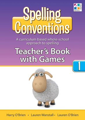 Spelling Conventions Teachers Book with Games 1