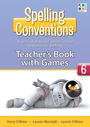Spelling Conventions Teachers Book with Games 6