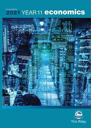 Year 11 Economics: 2021  [Text + CD]