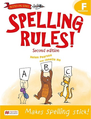 Spelling Rules!   F - Student Book