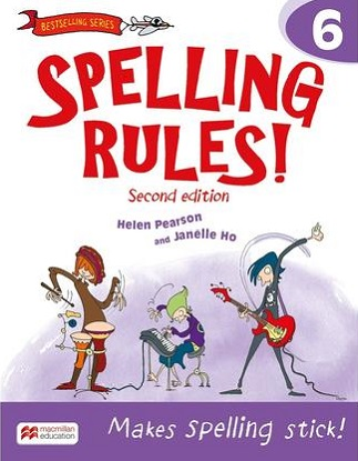 Spelling Rules!   6 - Student Book