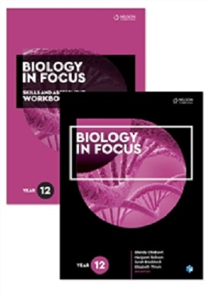Biology in Focus:  Year 12 [Text + NelsonNet + Skills & Assessment Workbook]