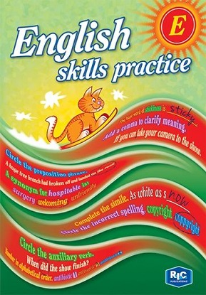 English Skills Practice Workbook E - Year 5