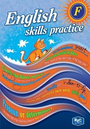 English Skills Practice Workbook F - Year 6