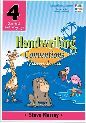 Handwriting Conventions Queensland 4
