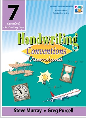 Handwriting Conventions Queensland 7