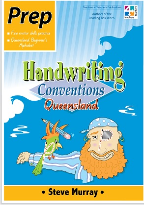 Handwriting Conventions Queensland P