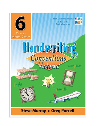 Handwriting Conventions Victoria 6