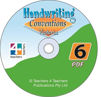 Handwriting-Conventions-Vic-6-CD-9780987127112