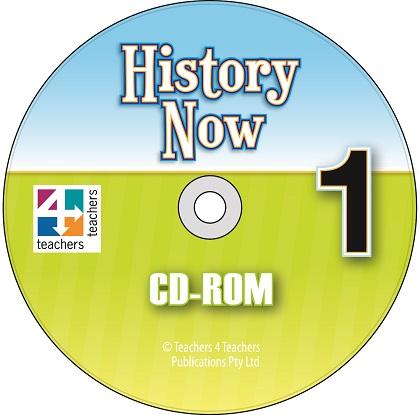 History Now:  1 - [PDF on CD]