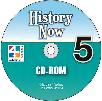 History Now:  5 - [PDF on CD]