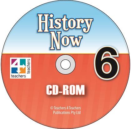 History Now:  6 - [PDF on CD]