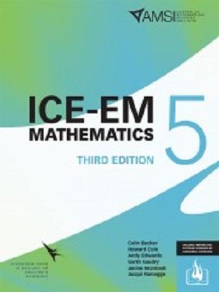 ICE-EM Mathematics: 5 [Text + Interactive CambridgeGO] 3e