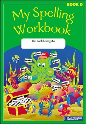 My Spelling Workbook D - Ages 8-9
