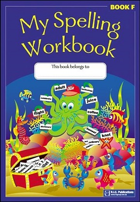 My Spelling Workbook F - Ages 10-11