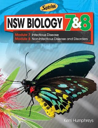 Surfing:  NSW Biology - Modules 7 & 8