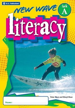 New Wave Literacy: Book A - Ages 5-6