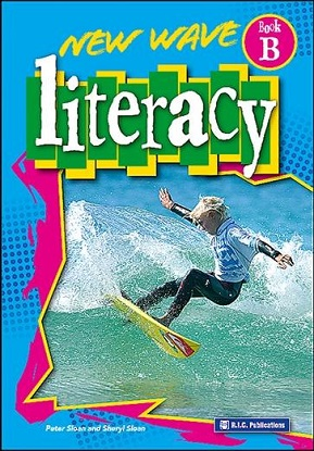 New Wave Literacy: Book B - Ages 6-7