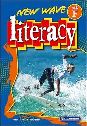 New Wave Literacy: Book F - Ages 10-11