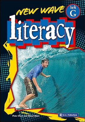 New Wave Literacy: Book G - Ages 11-12