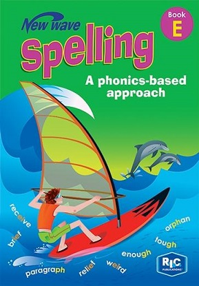 New Wave Spelling Book E