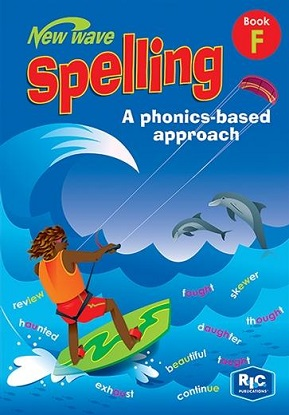 New Wave Spelling Book F