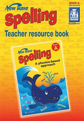 New Wave Spelling Teachers Guide Book A