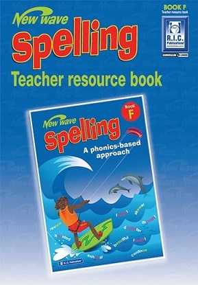 New Wave Spelling Teachers Guide Book F
