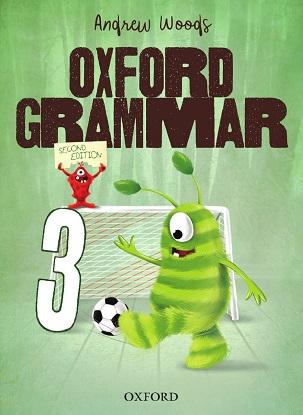 Oxford Grammar Student Book 3 2e
