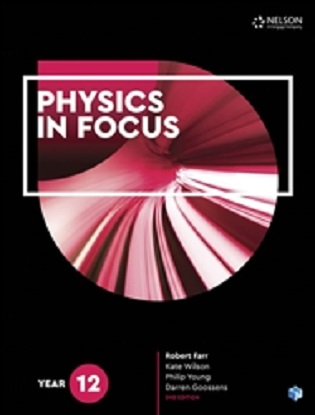 Physics in Focus:  Year 12 [Text + NelsonNet]