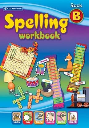 Spelling Workbook Book B