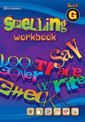 Spelling Workbook Book G