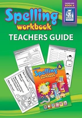 Spelling Workbook Teachers Guide Book A