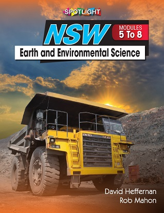 Spotlight:  NSW Earth and Environmental Science - Modules 5-8