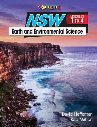 Spotlight:  NSW Earth and Environmental Science - Modules 1-4