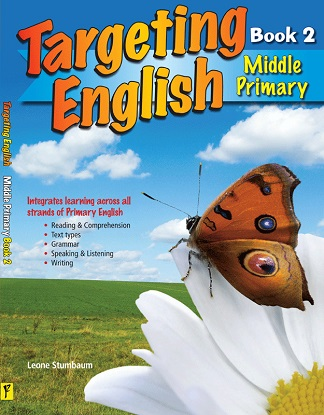 Targeting English:  Middle Primary Student Workbook Book 2