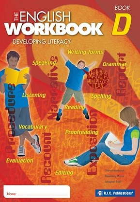 The English Workbook Book D - Ages 9-10