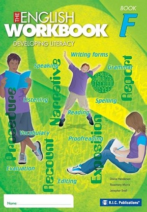 The English Workbook Book F - Ages 11-12