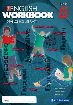 The English Workbook Book G - Ages 12+